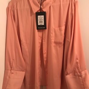 Who What Wear Blouse 1X NWT